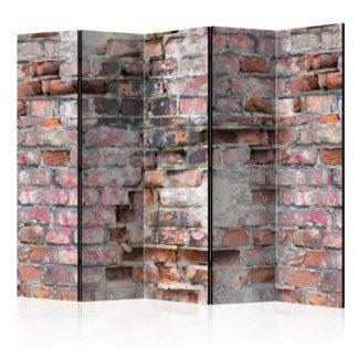 Paraván Old Wall II Dekorhome