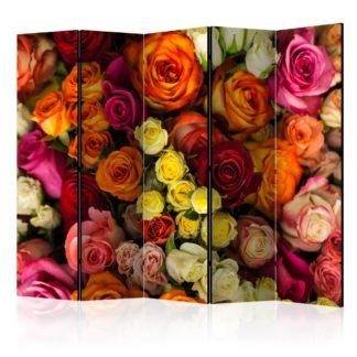 Paraván Bouquet of Roses II Dekorhome