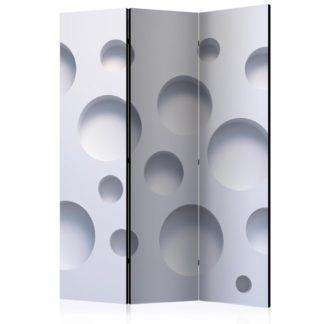 Paraván Harmony of Modernity Dekorhome 135x172 cm (3-dílný)