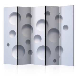 Paraván Harmony of Modernity Dekorhome 225x172 cm (5-dílný)