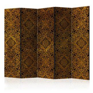 Paraván Celtic Treasure Dekorhome 225x172 cm (5-dílný)