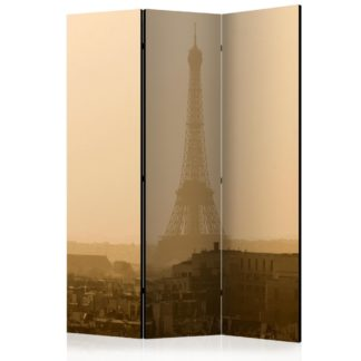 Paraván Paris at Dawn Dekorhome 135x172 cm (3-dílný)