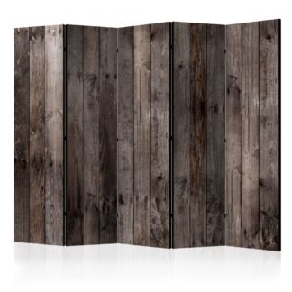 Paraván Boards with Nails Dekorhome 225x172 cm (5-dílný)