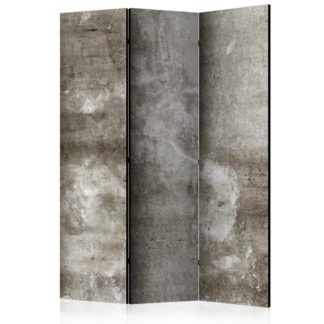 Paraván Cold Concrete Dekorhome 135x172 cm (3-dílný)