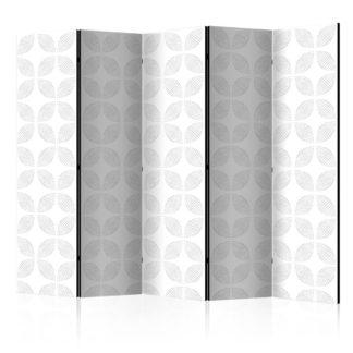 Paraván Symmetrical Shapes Dekorhome 225x172 cm (5-dílný)