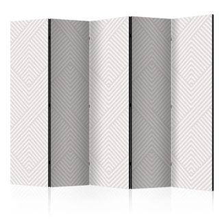 Paraván Broken Lines Dekorhome 225x172 cm (5-dílný)
