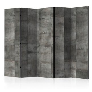 Paraván Steel design Dekorhome 225x172 cm (5-dílný)
