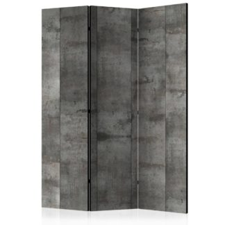 Paraván Steel design Dekorhome 135x172 cm (3-dílný)
