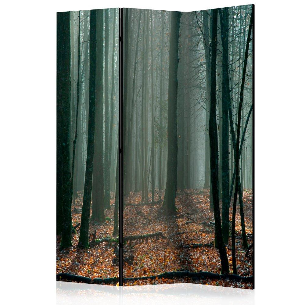 Paraván Witches' forest Dekorhome 135x172 cm (3-dílný)