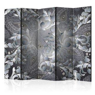 Paraván Oriental Pattern Dekorhome 225x172 cm (5-dílný)