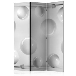 Paraván Balls Dekorhome 135x172 cm (3-dílný)