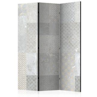 Paraván Tiles Dekorhome 135x172 cm (3-dílný)