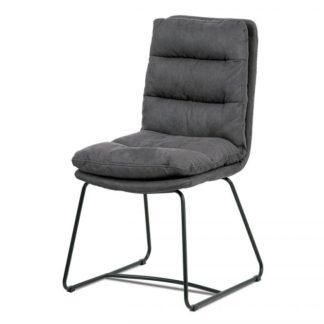 Jídelní židle HC-460 Autronic šedá