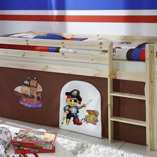 Látkový povlak pro postel Keni PIRAT 60950
