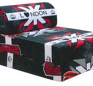 Rozkládací křeslo MARINO LONDON