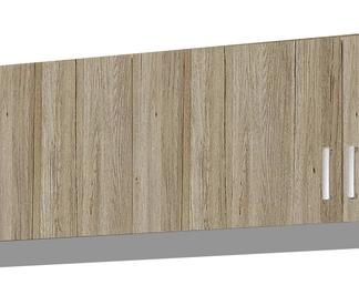 Skříňový nástavec Bremen, 181 cm, dub san remo