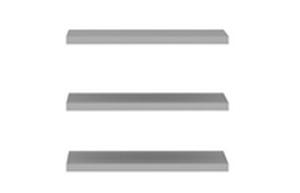Set polic do skříně (3 ks) DMRD12-A06