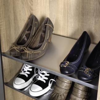 Set polic na boty do skříně (2 ks) SOFT SMART 9900/84