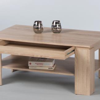 Konferenční stolek Harrison, dub sonoma
