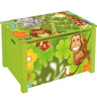 Dětský úložný box JUNGLE