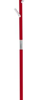 Věšák Modul 0521, červený