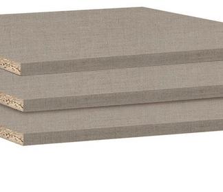 Set polic do skříně 66 cm (3 ks) Typ A0033-9670