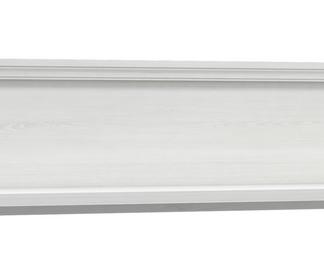 Nástěnná police Avinion B02, 151 cm