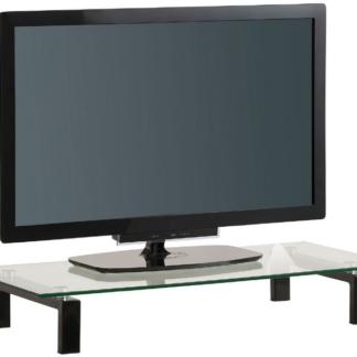 TV nástavec Typ 1603 (82x35 cm), černý