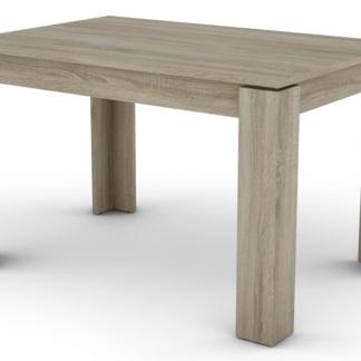 Jídelní stůl Inter 120x80 cm, dub sonoma