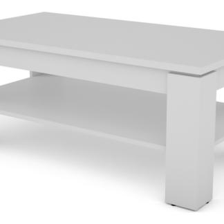 Konferenční stolek Inter, bílý