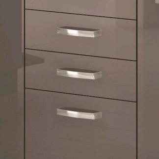 Dolní kuchyňská skříňka Grey 40D, 40 cm