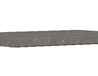 Kuchyňská pracovní deska pro rohovou skříňku APL 90 cm