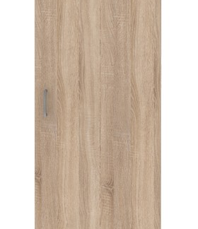 Dveře Mega 04, dub sonoma