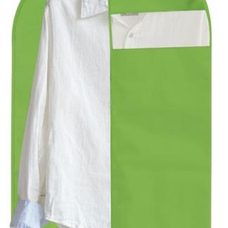 Ochranný obal na oděv Cover 65x100 cm, zelený