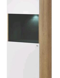 Vysoká vitrína Primo PWT50