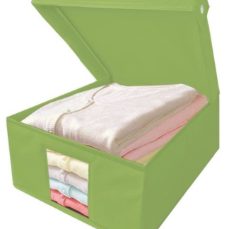 Úložný box Cover, vel. L, zelený