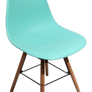 Jídelní židle Lyon, mentolová