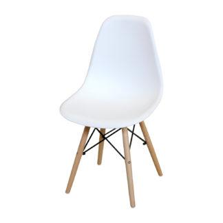 Židle UNO, bílá