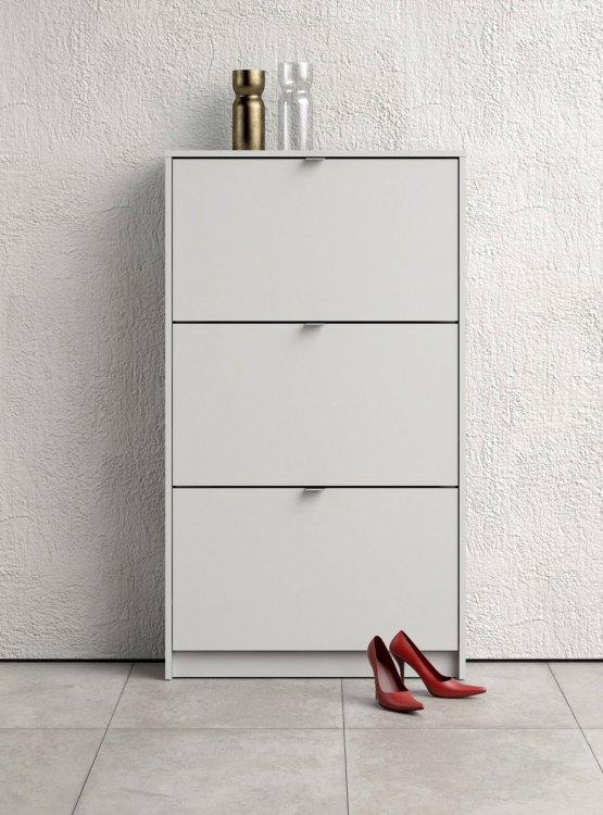 Botník Shoes 59002 bílý - TVI