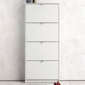 Botník Shoes 59003 bílý - TVI