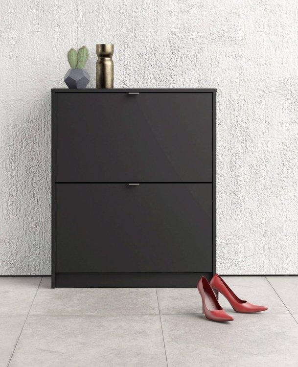 Botník Shoes 59005 černý - TVI