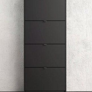 Botník Shoes 59007 černý MAT - TVI