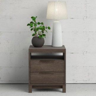 Noční stolek Rainier 70741 hnědý - TVI