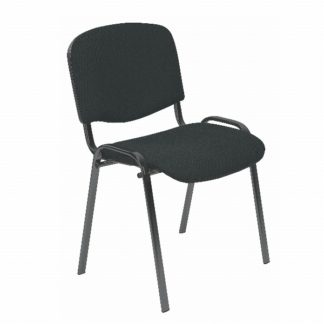 Konferenční židle ISO, černá