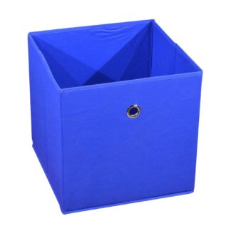 Úložný box WINNY  modrý
