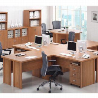 OSCAR, kancelářská sestava-vzorová sest. 2, třešeň