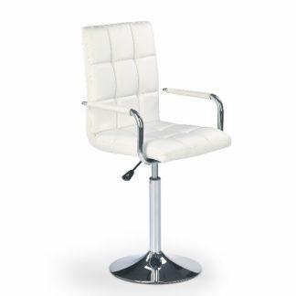 Dětská židle GONZO, bílá