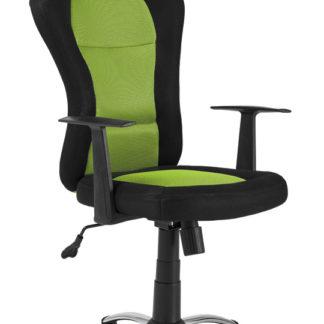 Kancelářské křeslo Q-039 zelená