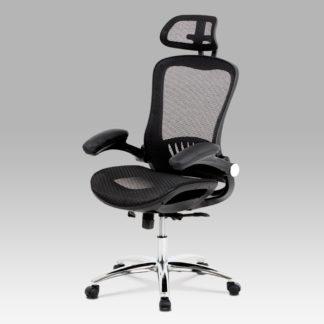Kancelářská židle KA-A185 BK, černá