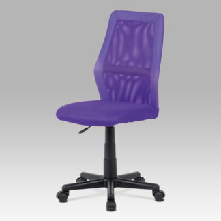 Kancelářská židle KA-V101 PUR, fialová